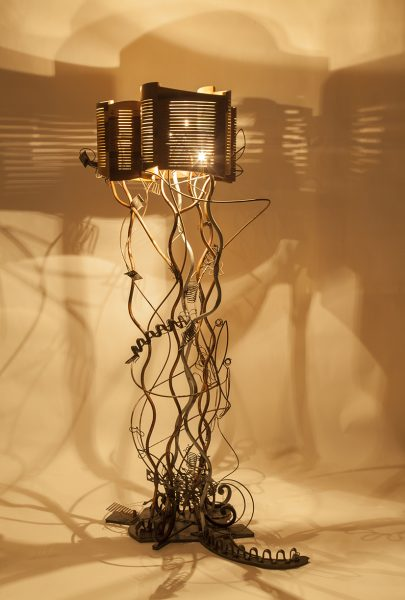 Baroque Grunge floor lamp w_ shadows copy
